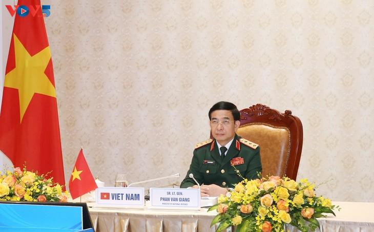 เวียดนามพยายามอย่างเต็มที่เพื่อมีส่วนร่วมในการปกป้องสันติภาพโลก - ảnh 1
