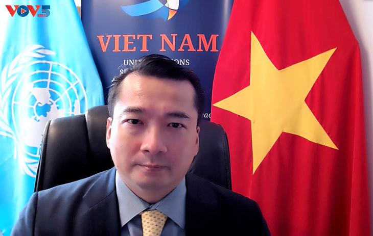 Vietnam: Handel von Kleinwaffen schädigt Frieden und Sicherheit auf der Welt - ảnh 1