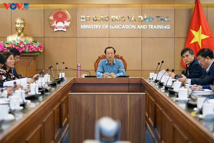 교육부문의  '아동을 위한 조약' 프로그램 전개 - ảnh 1