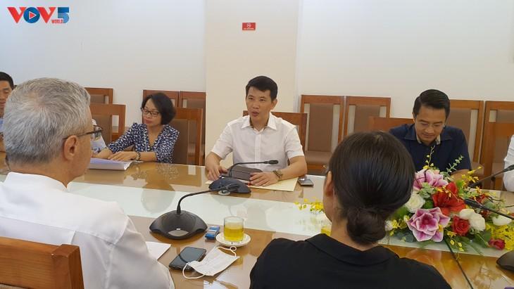 La conservation du vieux quartier, élément phare de la coopération décentralisée franco-vietnamienne - ảnh 3