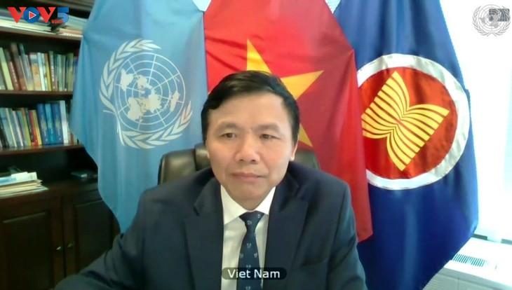 Le Vietnam appelle au règlement des violences au Darfour (Soudan) - ảnh 1