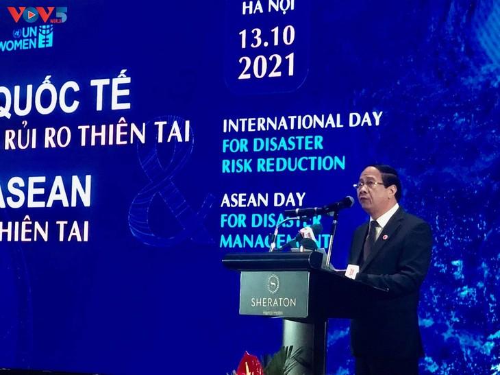Vietnam: Prévenir les catastrophes naturelles, une mission essentielle - ảnh 2
