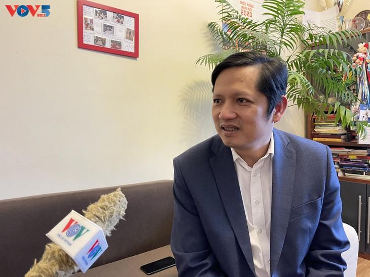 Вьетнамские эмигранты верят, что в Национальное собрание XV созыва будут избраны достойные депутаты  - ảnh 1