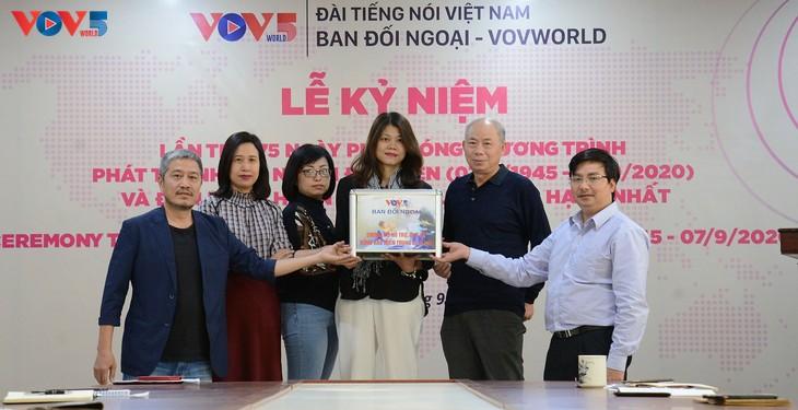 VOV5 kêu gọi ủng hộ, hỗ trợ đồng bào miền Trung bị lũ lụt - ảnh 1