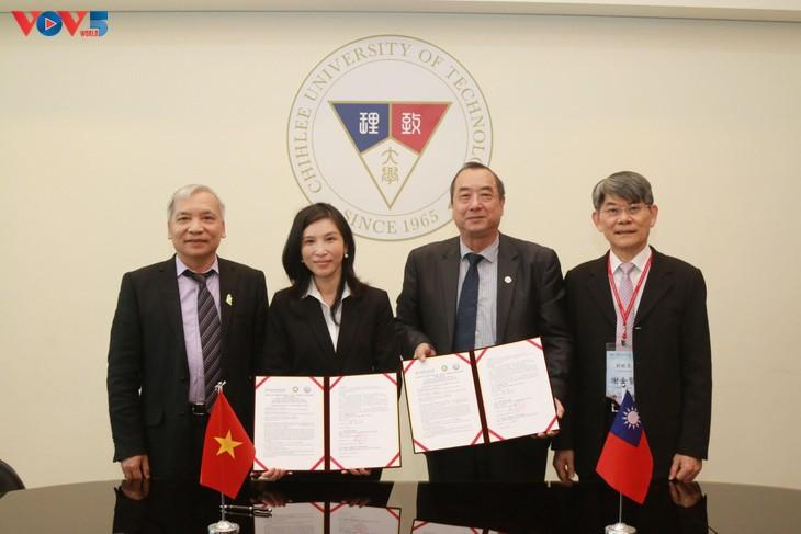 Đại học Kỹ thuật Chihlee - Đài Loan (Trung Quốc) hợp tác đào tạo nhân tài với Đồng Tháp - ảnh 2