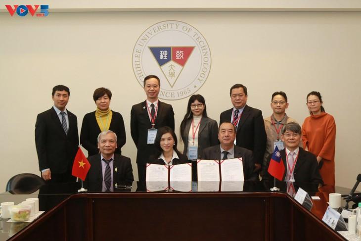 Đại học Kỹ thuật Chihlee - Đài Loan (Trung Quốc) hợp tác đào tạo nhân tài với Đồng Tháp - ảnh 1