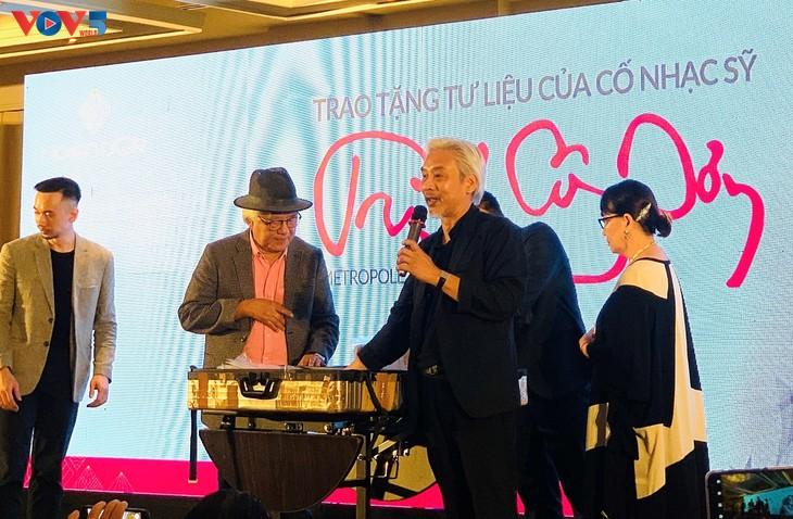 Xây dựng Không gian văn hoá Trịnh Công Sơn - ảnh 1