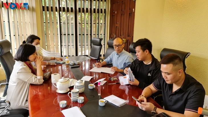 Cộng đồng người Việt Nam tại Mozambique quyên góp ủng hộ Quỹ phòng chống COVID-19  - ảnh 10
