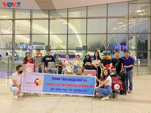 Trung tâm ngoại ngữ MV: đã nối dài hợp tác giáo dục nghề Việt Đức - ảnh 2