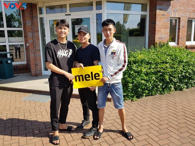 Trung tâm ngoại ngữ MV: đã nối dài hợp tác giáo dục nghề Việt Đức - ảnh 5