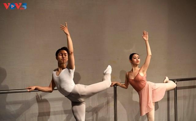 Nghệ sĩ ba lê Nguyễn Đức Hiếu- người chinh phục những vở múa khó - ảnh 1