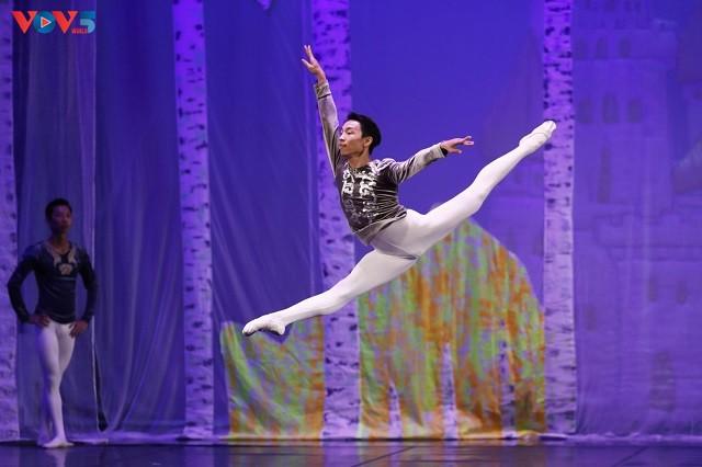Nghệ sĩ ba lê Nguyễn Đức Hiếu- người chinh phục những vở múa khó - ảnh 3