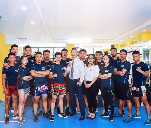 Pace Kickboxing & Fitness, destino ideal de los amantes de los deportes fuertes  - ảnh 1