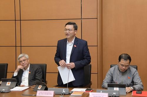 Garantizar la estructura y calidad de legisladores de minorías étnicas en Vietnam - ảnh 1
