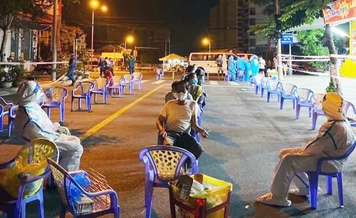 Da Nang establece equipos de seguridad covid-19 en empresas - ảnh 1