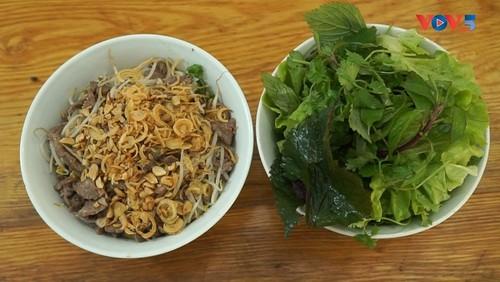 El Bun bo Nam Bo, uno de los manjares de la cocina vietnamita - ảnh 2