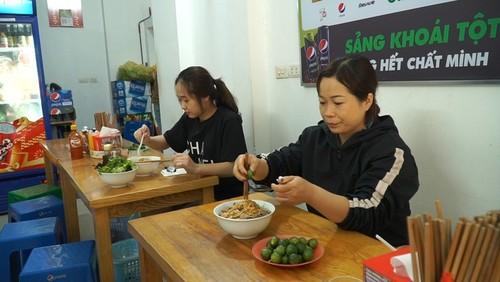 El Bun bo Nam Bo, uno de los manjares de la cocina vietnamita - ảnh 5