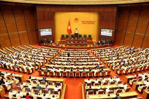 Finaliza el primer período de sesiones de la Asamblea Nacional - ảnh 1