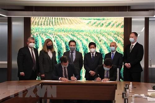 Estados Unidos apoyará a Vietnam en el desarrollo de alimentación animal y biocombustibles - ảnh 1