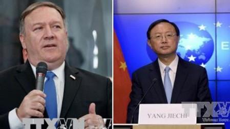 Estados Unidos y China dialogan sobre situación en la península coreana  - ảnh 1
