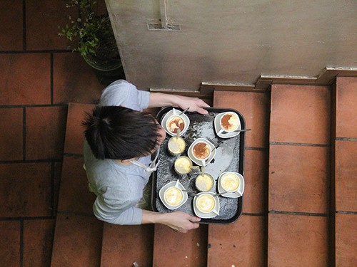 Café Giang, más popular después de la cumbre estadounidense-norcoreana - ảnh 4