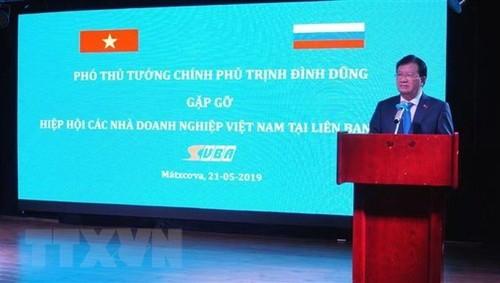 Vietnam y Rusia preparan actividades conmemorativas del 70 aniversario de relaciones bilaterales - ảnh 1