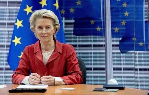 Presidenta de la CE: El acuerdo comercial posterior al Brexit no debe dañar al mercado europeo - ảnh 1