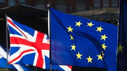 UE y Reino Unido firman el acuerdo del Brexit - ảnh 1