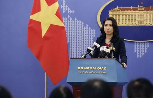 Asistirá canciller vietnamita a la Reunión restringida de Ministros de Relaciones Exteriores de la Asean - ảnh 1