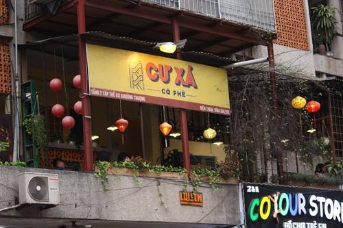 La cafeteria que guarda el recuerdo del antiguo Hanói - ảnh 1