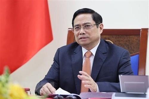 Primer ministro vietnamita participará en la 26 Conferencia internacional sobre el Futuro de Asia - ảnh 1