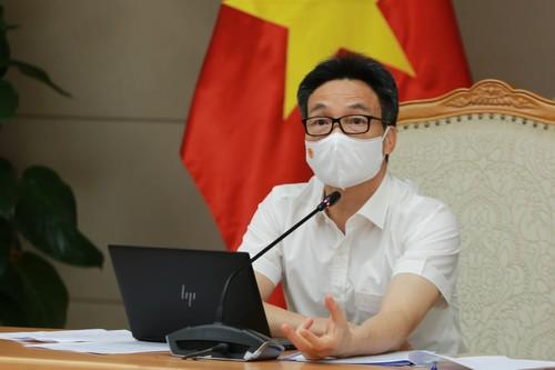 Solicitan la finalización del expediente para la licencia de la primera vacuna anticovid-19 vietnamita - ảnh 1