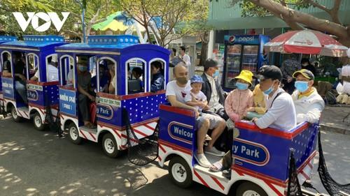 疫情过后,越南旅游中心重新启动 - ảnh 1