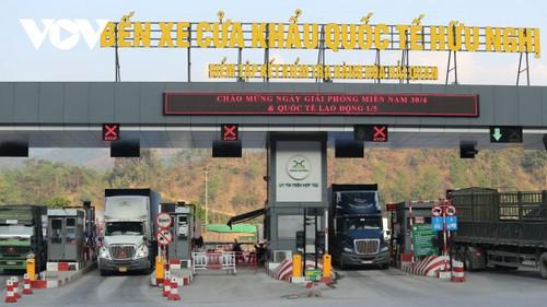 谅山省试点建设数字口岸为完善全国进出口全图做出贡献 - ảnh 2