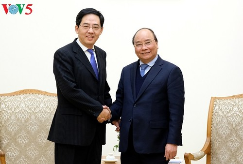 La coopération économique et commerciale est un secteur phare des relations Vietnam-Chine - ảnh 1