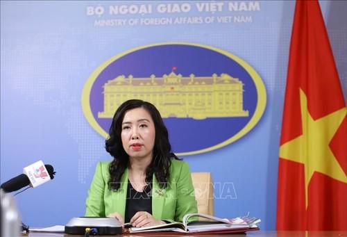Covid-19: Le Vietnam souhaite voir la communauté internationale repousser la pandémie - ảnh 1