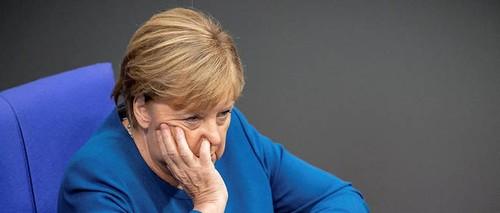 Un espion égyptien présumé découvert dans le service de presse de Merkel - ảnh 1