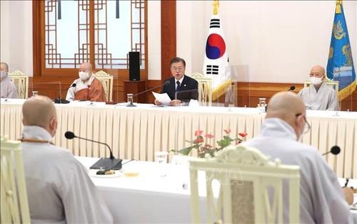 Pénisule coréenne : Séoul soutient la résolution des conflits par voie pacifique - ảnh 1
