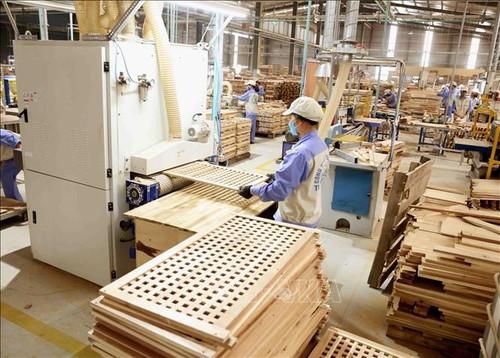 Exportation sylvicole: 4 milliards de dollars pour le premier trimestre de 2021 - ảnh 1