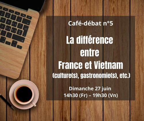 «9316 kilomètres» et ses «Cafés-débat» - ảnh 2