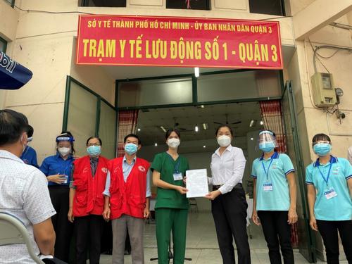 Les dispensaires ambulants de Hô Chi Minh-ville - ảnh 1