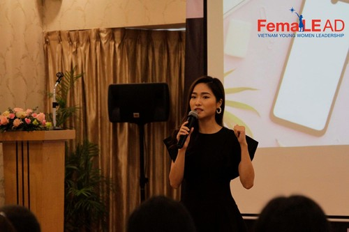 """FemaLEAD – Vietnam Young Women Leadership project: """"The sky is your limit!"""" - ảnh 3"""