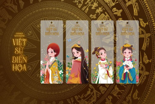 Young artists help keep Vietnamese history and traditional arts alive - ảnh 3