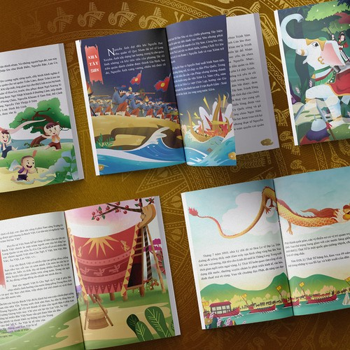 Young artists help keep Vietnamese history and traditional arts alive - ảnh 4