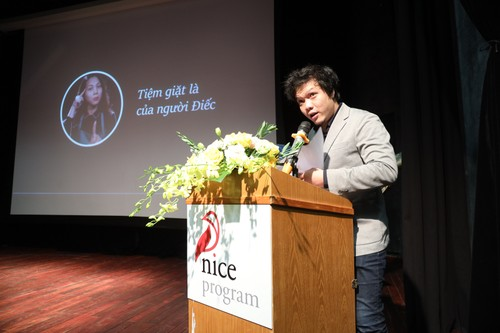 """Network of Initiatives for Community Empowerment (NICE) - a """"dating site"""" of kindness! - ảnh 1"""