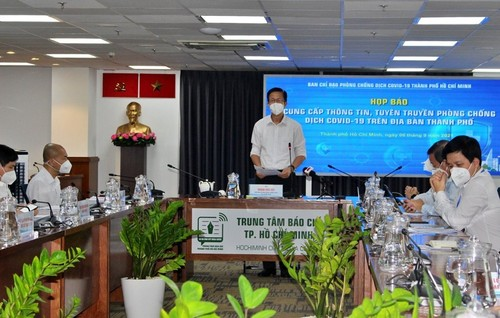 Ho Chi Minh City to speed up delivery of medicine to homebound COVID-19 patients - ảnh 1