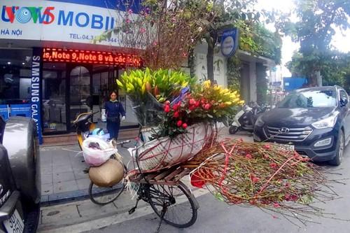 Hanoi à l'approche du Têt - ảnh 7