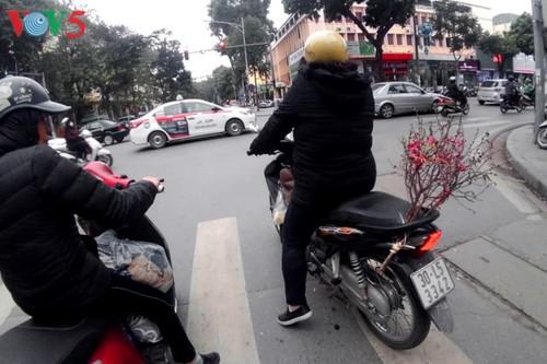 Hanoi à l'approche du Têt - ảnh 8
