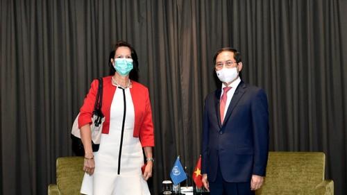 Le Vietnam souhaite un retour de la stabilité au Myanmar   - ảnh 1