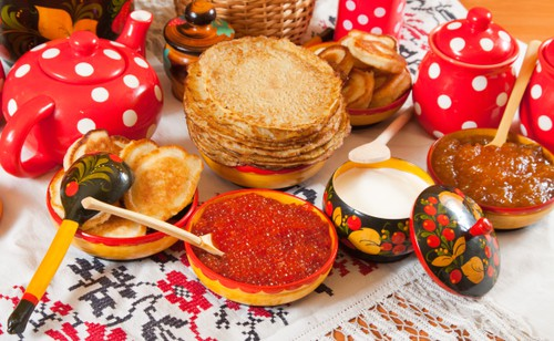 The Maslenitsa Festival in Russia - ảnh 1